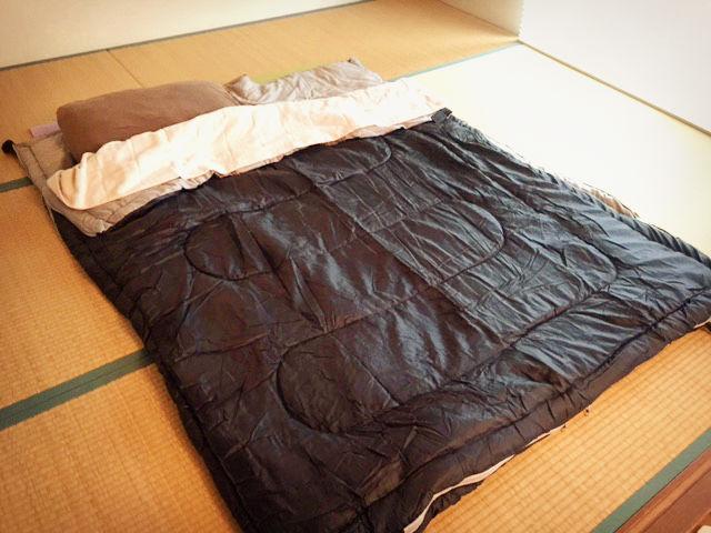 リスト 寝袋 ミニマ