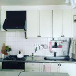 DIY キッチンの扉をセルフリフォーム その2 完結編